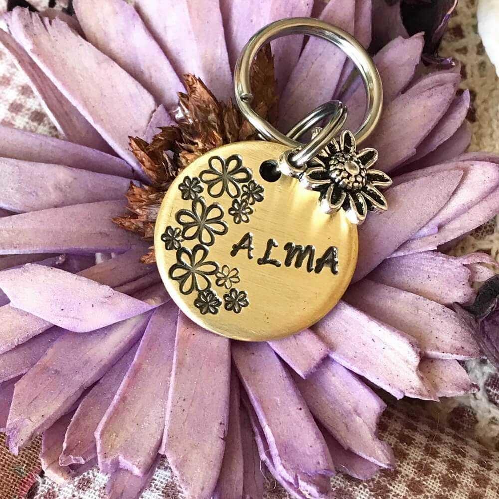 Адресник для собаки ALMA-1
