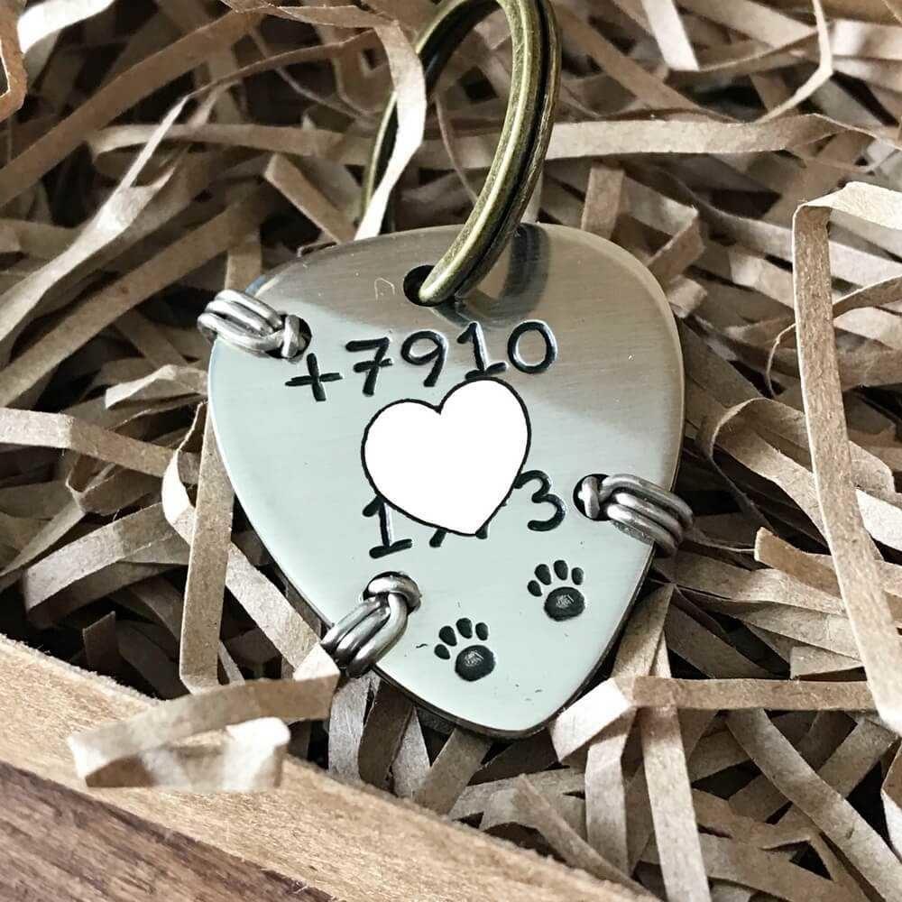Адресник для собаки MABEL-1
