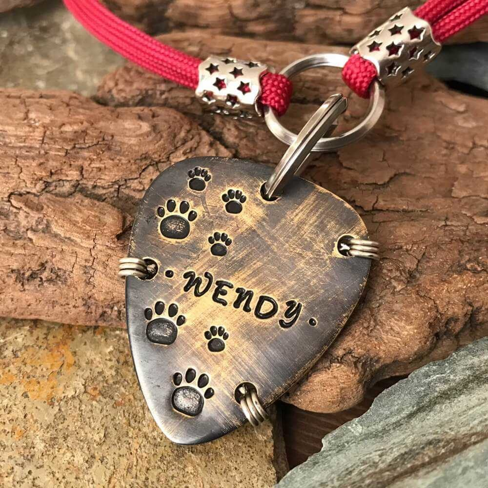Адресник для собаки MABEL-4