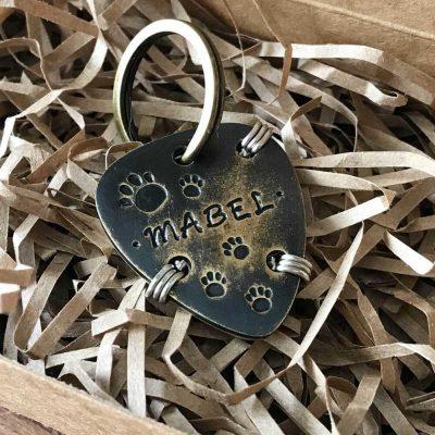 Адресник для собаки MABEL