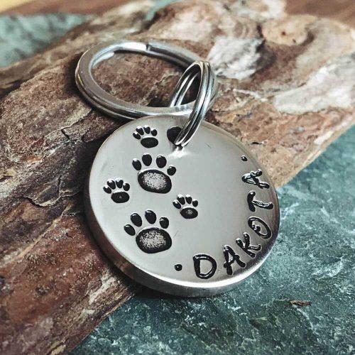 Адресник для собаки DAKOTA-1