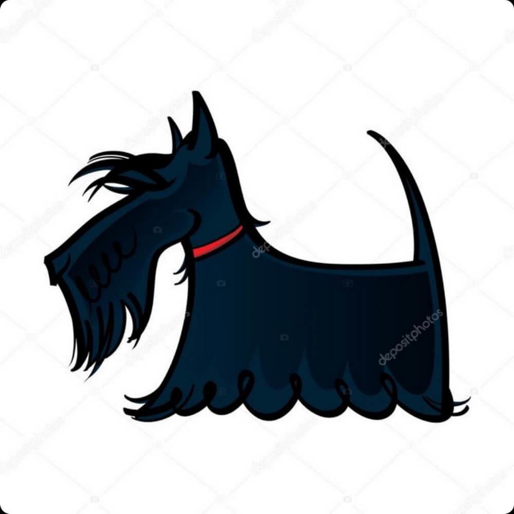 Адресник медальон для собаки ШАЙ-3