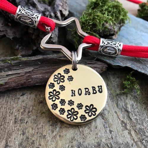 Адресник NORBY для собак-2